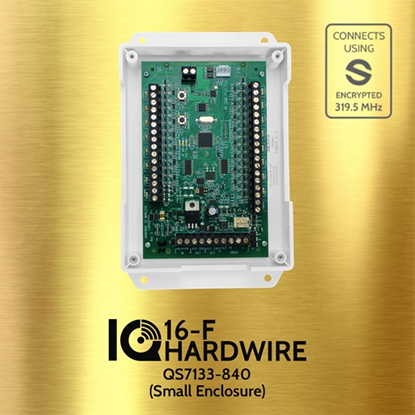 Group One Qolsys QS7133-840 - 16 Zone Hardwired Module