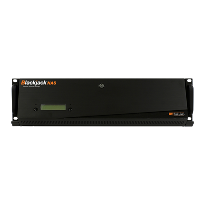 Group One DWD DW-BJ16NAS160TR - Blackjack 160TB 16 Bay NAS Server