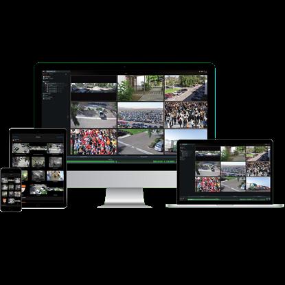 Group One DWD DW-BJ16NASUK80 - IP Video Monitoring System