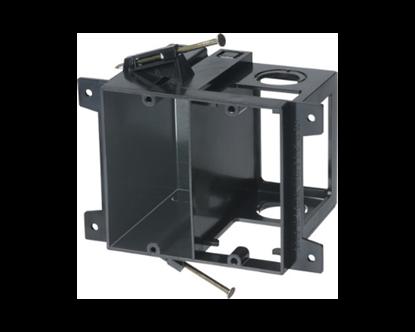 Group One Arlington LVD2 - Combo Power/Low Volt New Construction Box